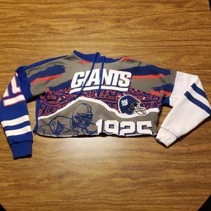 Cropped NYG Sweatshirt